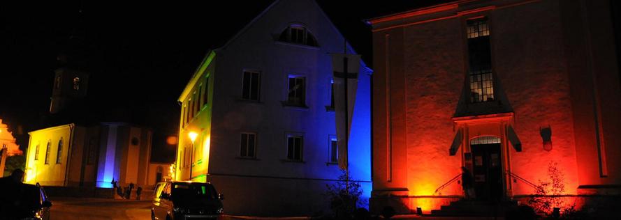 Evangelisch in Fröhstockheim und Rödelsee